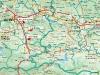 Карта на село Васил Друмев, Ивански и Ветрище. Шуменско